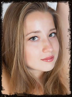 Taissa A is a beautiful babe with the sparkling green eyes...