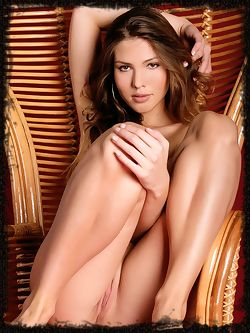 Chiara has long legs and big hot lips, she has gorgeous...