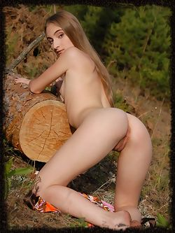 New model from Russia, has smooth creamy skin and delicate...