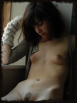 Sweet and innocent newcomer with amateur appeal and nubile...